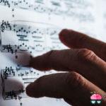 como saber la tonalidad de una partitura