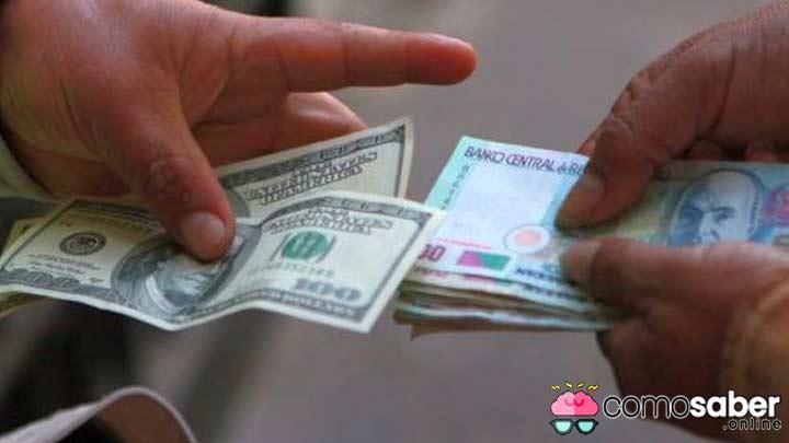 como saber cuando tenemos un dolar falso