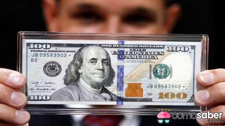 como saber si un billete de 20 dolares no es falso