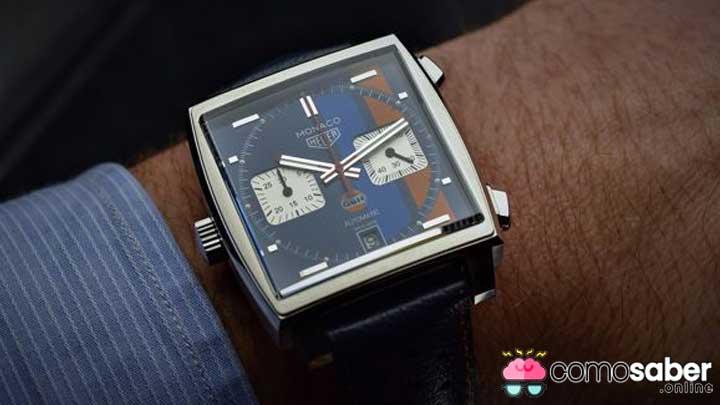 como saber que mi reloj de marca es original