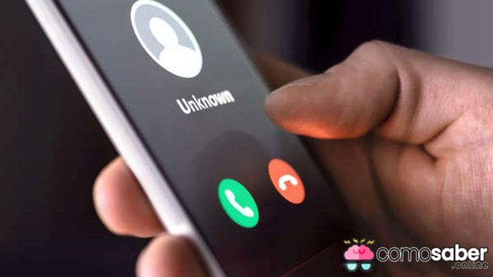 como saber quien llama cuando el numero es privado
