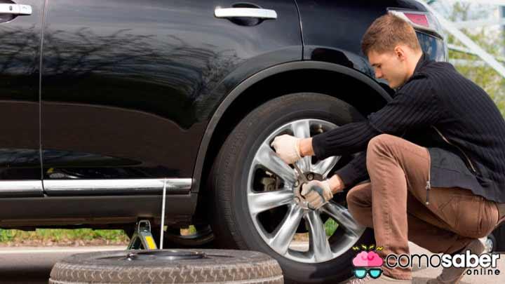 Conocer las medidas de las llantas de mi coche