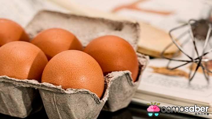 Reconocimiento de un huevo malo