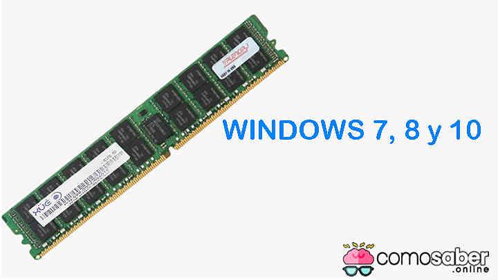 Cómo Saber la RAM de Mi PC