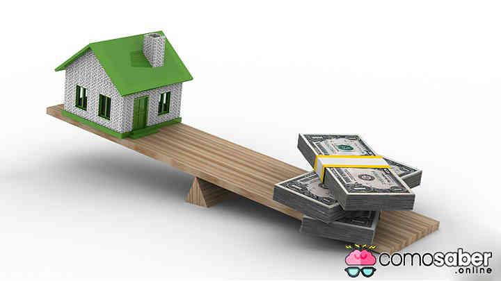 Cómo saber el valor de una casa